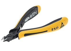 """Aven 10828F Accu-Cut Mini Relieved Tapered Cutter, 4-1/2"""" Flush"""