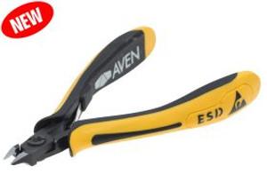 """Aven 10828S Accu-Cut Mini Relieved Tapered Cutter, 4-1/2"""" Semi-Flush"""