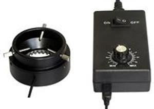 Aven 26200B-216 Ring Light LED for Micro Video Zoom Lenses