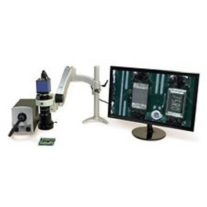 Aven 26700-103-20 Macro Video Inspection System w/HDMI 1080P Color Camera on ...