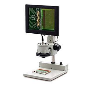 Aven Inc Macro Zoom 8x and 10x Video Inspection System with Standard Stand