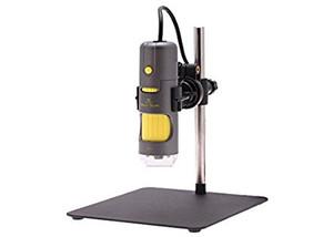 Aven 26700-205 Digital Handheld Microscope, 10x-200x Magnification, Upper UV ...