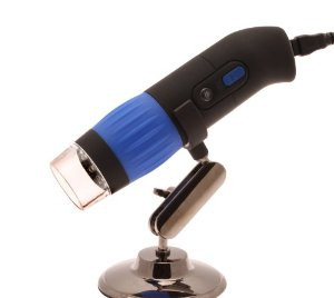 Aven 26700-300 ZipScope USB Digital Microscope with 2 Mega-Pixel 10x-50x Opti...