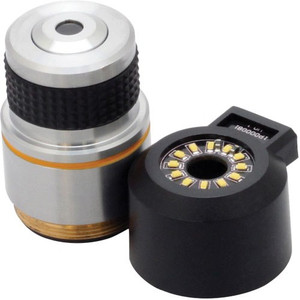 Aven 26700-400-L10x 10x Objective Lens for Cyclops, Gray