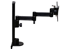 """Aven 26700-411-C15 Cyclops Articulating Arm Stand with 12"""" Post Height"""