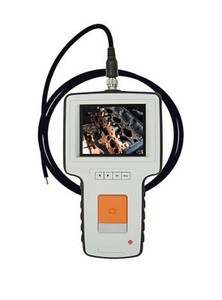 """Aven 26700-610 MIG Video Borescope with 3.5"""" Color Monitor, 4 LED Light Sourc..."""