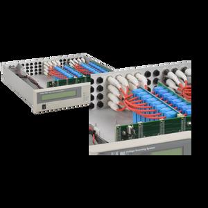 Vitrek. 7KV (-) Bus Input 4 Outputs Blk, (+) Bus Input 4 Outputs White