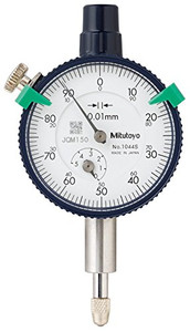 Mitutoyo 1044S-15 DIAL INDICATOR 0 .01MM-5MM