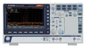 Instek MDO-2102EX 100 MHz, 2-Channel Digital Storage Oscilloscope, with Spectrum Analyzer, Dual Ch. 25 MHz AWG, DMM & Power supply