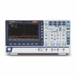 Instek MDO-2104EX 100 MHz, 4-Channel Digital Storage Oscilloscope, with Spectrum Analyzer, Dual Ch. 25 MHz AWG, DMM & Power supply