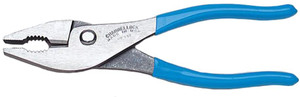 """Wright Tool 9C528 Slip Joint Pliers Wire Cutting Shear 8"""""""