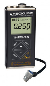 Wall Thickness Gauge Steel Only Ultrasonic  TI-25LTX