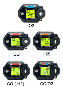GasWatch 3, CO/O2 combination, with wrist band