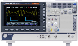 GDS-1202B 200MHz , 2 Channels DSO