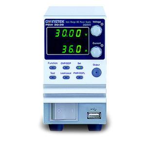 PSW 30-108 Programmable DC Power Supply: Auto-Range 1080W, 30V/108A