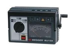 MJ159 Megger Insulation Resistance Testers