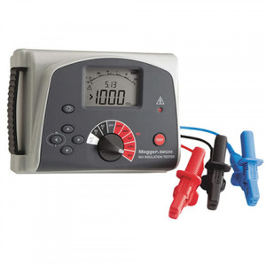 Megger BM5200 5kV Insulation Tester