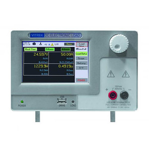 500V/21A/125W DC Load with 2.4kW/32A transient capacity