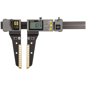 "Fowler-Sylvac 0-60""/0-1500mm BLUETOOTH Ultralight IV Electronic Caliper 54-110-560-0"