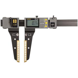 "Fowler-Sylvac 0-80""/0-2000mm BLUETOOTH Ultralight IV Electronic Caliper 54-110-580-0"
