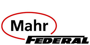 Mahr EWR-4129 WASHER, FLAT, .156X.375X.032, BRASS, NICKEL