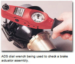 """Mountz 020117 CDS400S Dial Wrench with Light Signal (3/4"""" Sq Dr.)"""