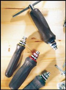 Mountz 020186 PSE 25 Torque Screwdriver (0.7 - 35 ozf.in)