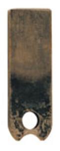 Mountz 020400 Blank End Fitting (MTBN 2&10)