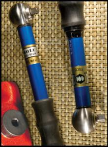Mountz 020545 TSP5/45 Cam-Over Wrench Left Hand (10-45 lbf.in)