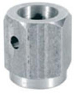 Mountz 040069 Blank End Fitting (16mm Spigot)