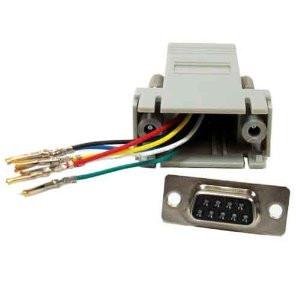 Mountz 065150 Cable RS 232 (RJ12-6 & 7 ft.)