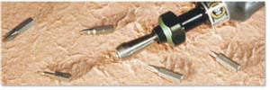 """Mountz 120537 Tamper Resistant Torx Insert Bits: T-10 x 1"""""""