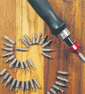 Mountz 125004 Screwdriver Kit (Sockets & Bits Set - 55 pieces)