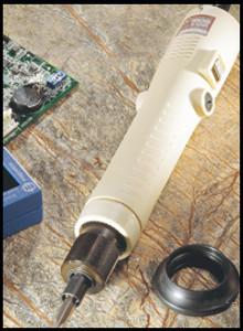 Mountz 144377 VZ-4506PS Push-to-Start Elect Dr 120V (1/4 F/Hex)