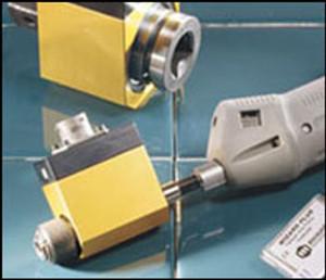 Mountz 170282 RTSX1500F-A Rotary Torque & Angle Transducer (150-1500 lbf.ft) ARCII