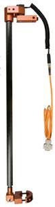 """Mountz 260232 EZ-140T/2000 LAPC Posi-Control Telescoping Arm (Max. Reach 78"""")"""