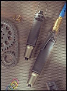 Mountz 360017 XP48A Angle Air Screwdriver (1/4 F/Hex)