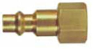 """Mountz 360035 Fitting for Air Tool 1/4"""" Male (Milton type)"""