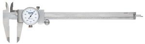 "Fowler 0-8"" Whiteface Machinist Grade Dial Caliper 52-008-708-0"