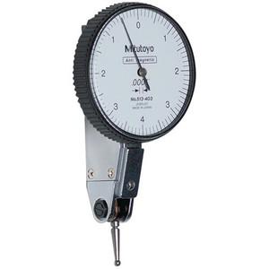 Mitutoyo 513-403-10E Dial Test Indicator, Basic Set, Standard, White Dial