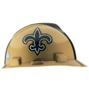 MSA Officially-Licensed NFL V-Gard Helmets 454-818402