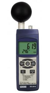 REED Instruments SD-2010 HEAT STRESS METER, WBGT DATA LOGGER