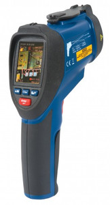 REED Instruments R2020 IR THERMOMETER, VIDEO DATA LOGGER W/ SD CARD