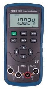 REED Instruments R2800-NIST SIMULATOR, TEMPERATURE W/NIST CERT
