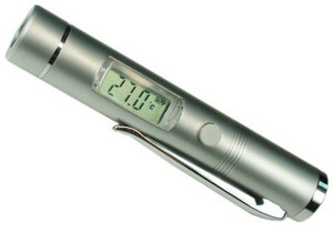 Metris Instruments Compact Infrared Thermometer TN002PC