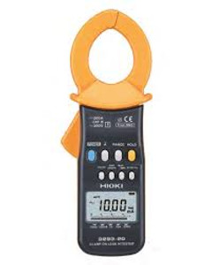 Hioki HiTester 3283 Clamp on Leakage 10mA/100mA/1A/10A/200A, 40-2000Hz