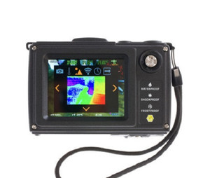 CorDEX TOUGHPIX III  TP3 Digitherm MET Listed Class 1 Divion II intrinsically safe thermal imager