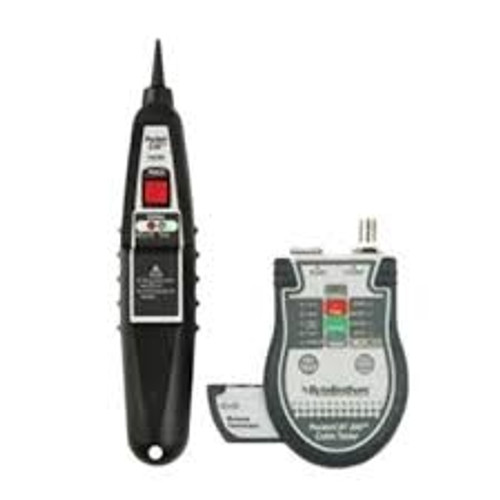 Triplett / Byte Brothers CTX200P Pocket CAT LAN Tester with Inductive Tone Pr...