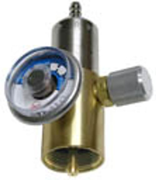 RKI Instruments Regulator With Gauge 81-1050RK