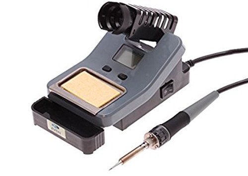 Aven 17405 Soldering Station with LCD Display, ESD Safe 405 Series